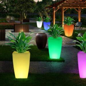 LED-lillepott-kandiline