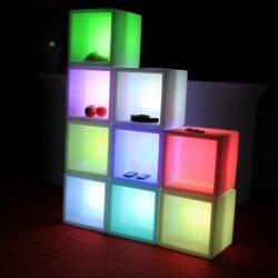 LED-riiulid