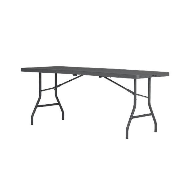 kokkupandav laud, kohver laud, laud kovhriks, keskelt kokkupandav laud