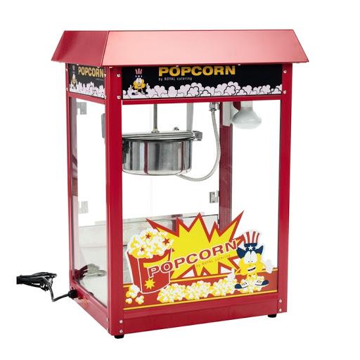 popcorni masina rent