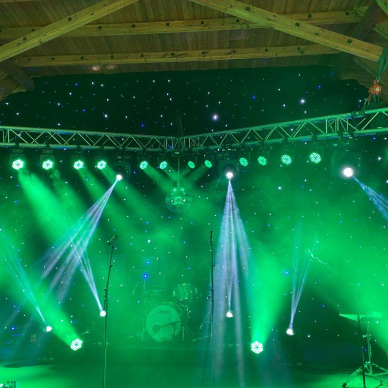 LED-valgustus