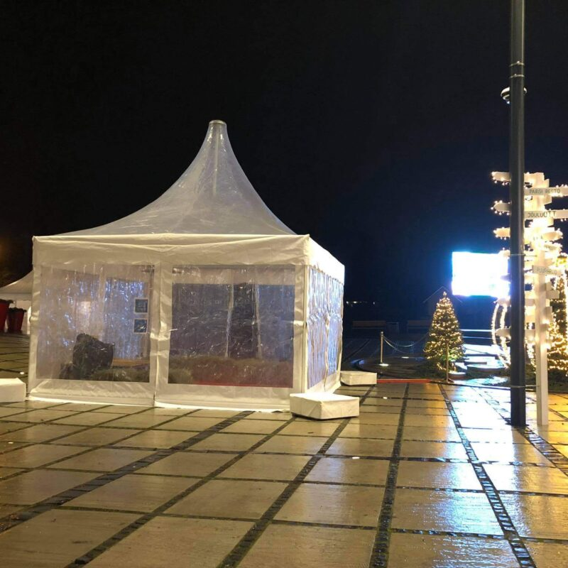 telgi rent, pagoda telgi rent, läbipaistev telk