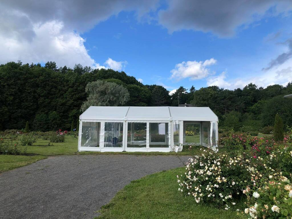 botaanikaaed telk, telgi rent, telkide rent